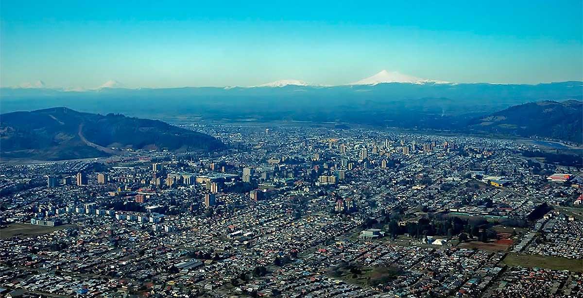 Condominio El Encanto, Temuco, Chile - Un proyecto con Subsidio Habitacional DS N°19
